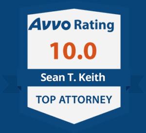 Sean T. Keith 10.0 Avvo Rating