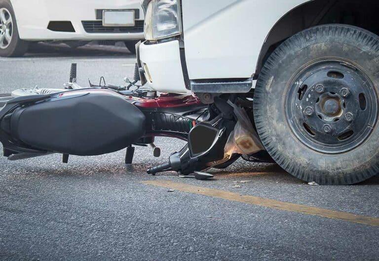 motorcycle crash in Arkansas