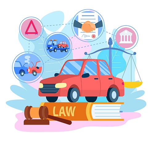 Rogers car accident lawyer with Keith Law group