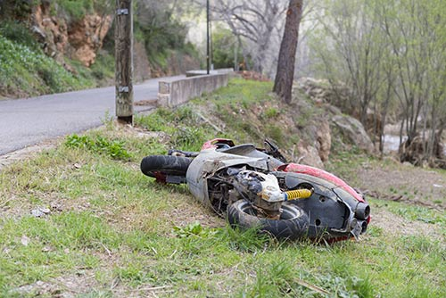 A Bentonville motorcycle accident lawyer can determine who may be liable.