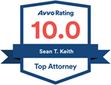 Sean Keith 10.0 Avvo Rating