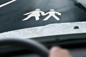 Little Rock auto-pedestrian crash